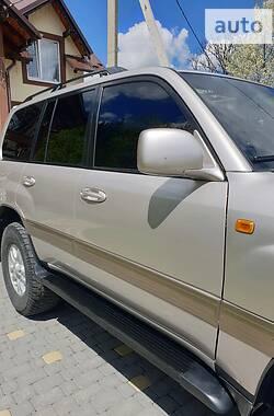 Внедорожник / Кроссовер Toyota Land Cruiser 100 2004 в Ивано-Франковске