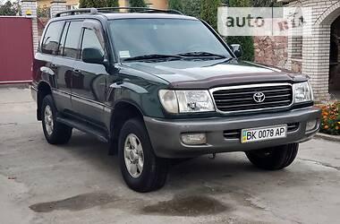 Позашляховик / Кросовер Toyota Land Cruiser 100 1998 в Києві