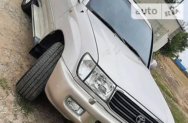 Позашляховик / Кросовер Toyota Land Cruiser 100 1998 в Одесі