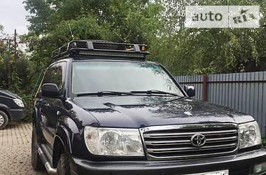 Toyota Land Cruiser 105 1999 в Ужгороде
