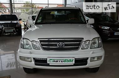Toyota Land Cruiser 105 2005 в Одессе