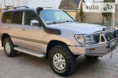 Toyota Land Cruiser 105 2004 в Харькове