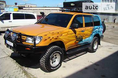 Toyota Land Cruiser 105 2003 в Каменец-Подольском