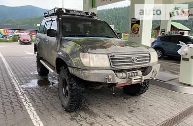 Toyota Land Cruiser 105 1998 в Киеве