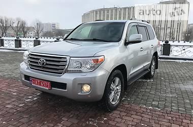 Toyota Land Cruiser 200 Premium+ 2013