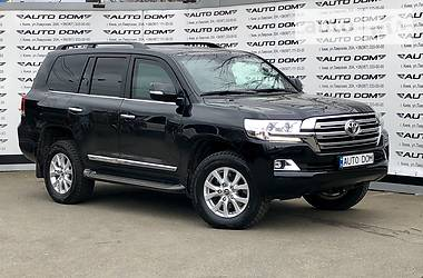 Toyota Land Cruiser 200 2018 в Києві