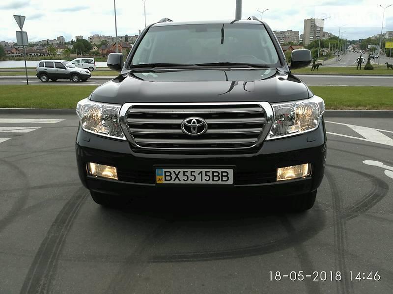 Toyota Land Cruiser 200 2011 в Виннице