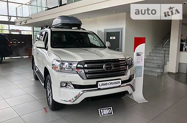 Toyota Land Cruiser 200 2018 в Виннице