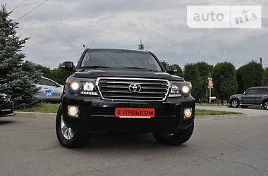 Toyota Land Cruiser 200 2014 в Кропивницком
