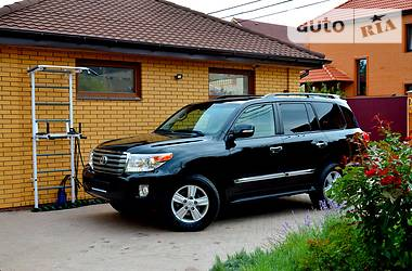 Toyota Land Cruiser 200 2013 в Одессе