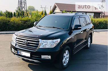 Toyota Land Cruiser 200 2010 в Днепре