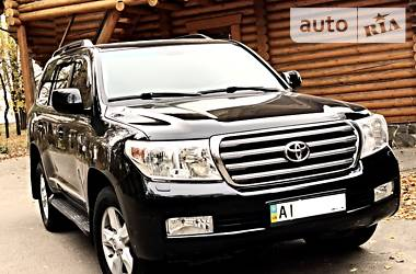 Toyota Land Cruiser 200 2009 в Киеве