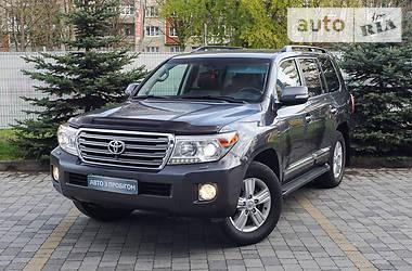 Toyota Land Cruiser 200 2012 в Львове