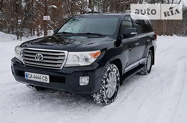 Toyota Land Cruiser 200 2012 в Черкассах
