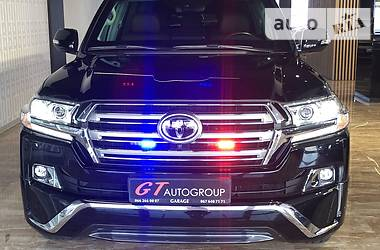 Toyota Land Cruiser 200 2018 в Киеве