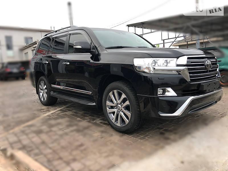 Toyota Land Cruiser 200 2018 в Кривом Роге