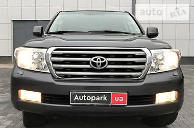 Toyota Land Cruiser 200 2009 в Киеве