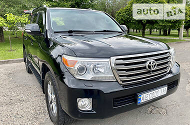 Toyota Land Cruiser 200 2012 в Кривом Роге
