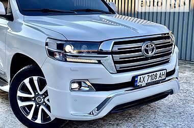 Toyota Land Cruiser 200 2016 в Харькове