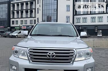 Toyota Land Cruiser 200 2013 в Тернополе