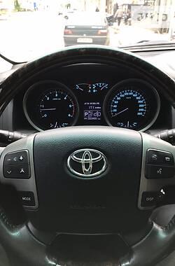 Внедорожник / Кроссовер Toyota Land Cruiser 200 2011 в Первомайске
