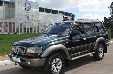 Toyota Land Cruiser 80 1997 в Одессе