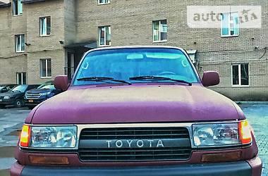 Toyota Land Cruiser 80 1990 в Сумах