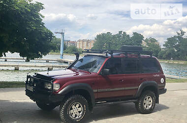 Toyota Land Cruiser 80 1994 в Ивано-Франковске