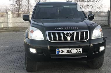 Toyota Land Cruiser Prado 120 2005 в Черновцах