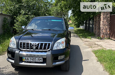 Toyota Land Cruiser Prado 120 2006 в Киеве