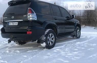 Toyota Land Cruiser Prado 120 2007 в Луцке