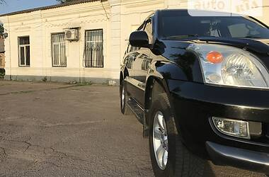 Внедорожник / Кроссовер Toyota Land Cruiser Prado 120 2006 в Каменском