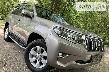 Toyota Land Cruiser Prado 150 2018 в Виннице