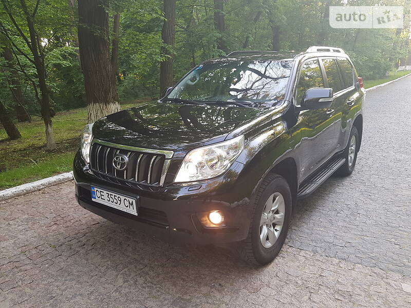 Toyota Land Cruiser Prado 150 2012 в Черновцах