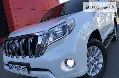 Toyota Land Cruiser Prado 150 2017 в Виннице