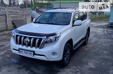 Toyota Land Cruiser Prado 150 2013 в Тернополе