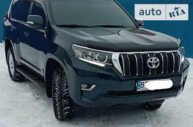 Toyota Land Cruiser Prado 150 2017 в Херсоне