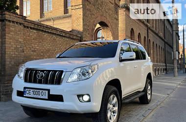 Внедорожник / Кроссовер Toyota Land Cruiser Prado 150 2012 в Черновцах