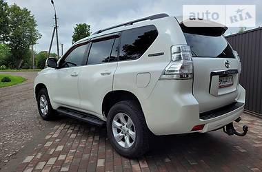 Позашляховик / Кросовер Toyota Land Cruiser Prado 150 2012 в Сумах