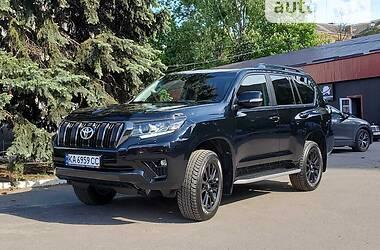 Позашляховик / Кросовер Toyota Land Cruiser Prado 150 2021 в Василькові