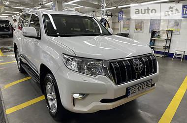 Внедорожник / Кроссовер Toyota Land Cruiser Prado 150 2019 в Черновцах