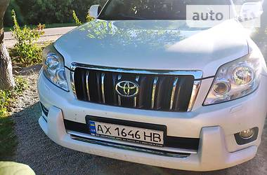 Внедорожник / Кроссовер Toyota Land Cruiser Prado 150 2011 в Харькове