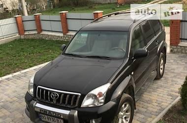 Toyota Land Cruiser Prado 2005 в Тернополе
