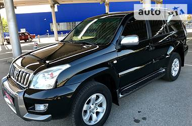 Toyota Land Cruiser Prado 2007 в Днепре