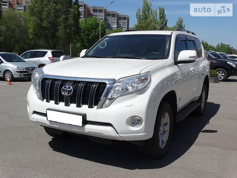 Toyota Land Cruiser Prado 2017 в Днепре
