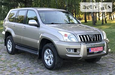 Toyota Land Cruiser Prado 2003 в Житомире