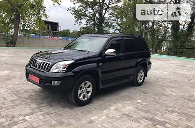 Toyota Land Cruiser Prado 2007 в Краматорске
