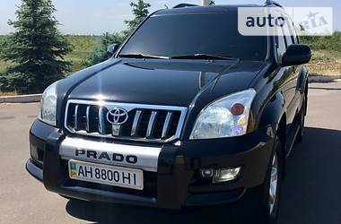 Toyota Land Cruiser Prado 2006 в Мариуполе