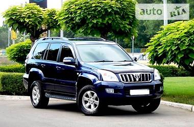 Toyota Land Cruiser Prado 2008 в Днепре
