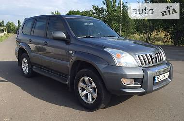 Toyota Land Cruiser Prado 2008 в Кривом Роге